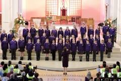 The Choir from St Brendan's School, The Glen