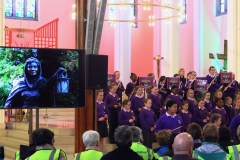 School Band from St Brendan's Primary School, The Glen