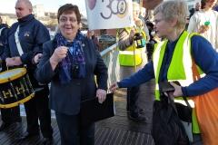 2a Mary O Brien on NN Bridge