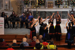 Christ King Girls School Liturgical Dance Group