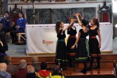 Christ King Girls School Liturgical Dance Group