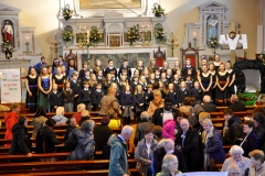Pupils from Presentation Schools at St Finbarr's Church